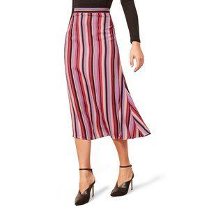 "Reformation ""Bea"" high-waist midi skirt — NWOT"